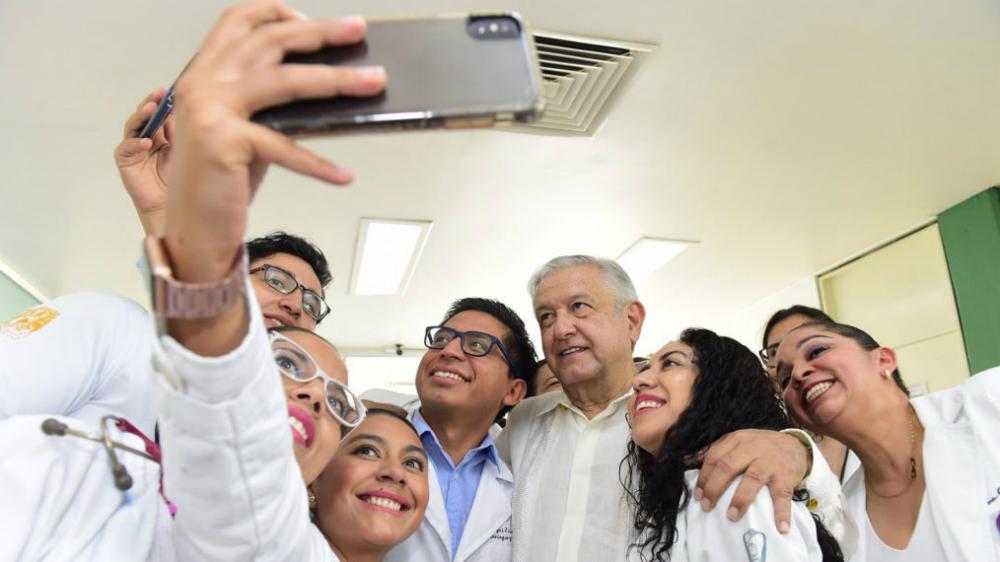 """""""Pensaron que nos iban a doblegar"""" en tema de medicamentos: López Obrador. Noticias en tiempo real"""