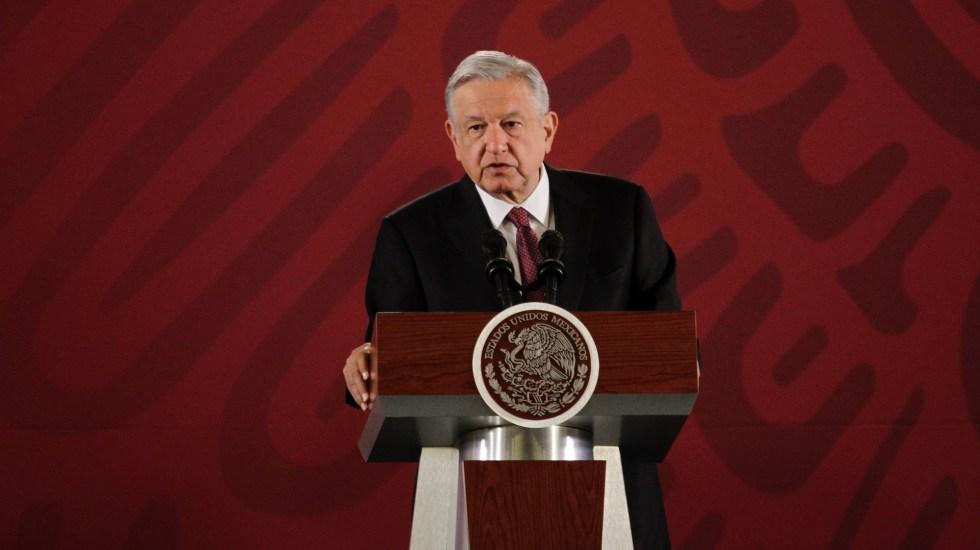 Irracional, comentario de piloto de Interjet: López Obrador - El presidente López Obrador al calificar de