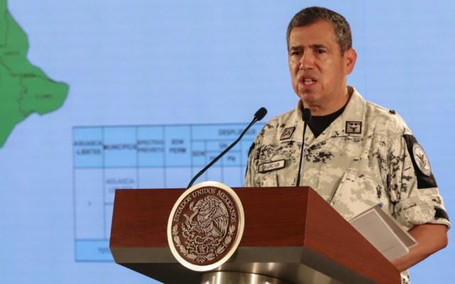 Comandante de la Guardia Nacional se jubila del Ejército - Foto de Notimex