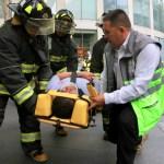 Macrosimulacro dejó 26 heridos: Claudia Sheinbaum