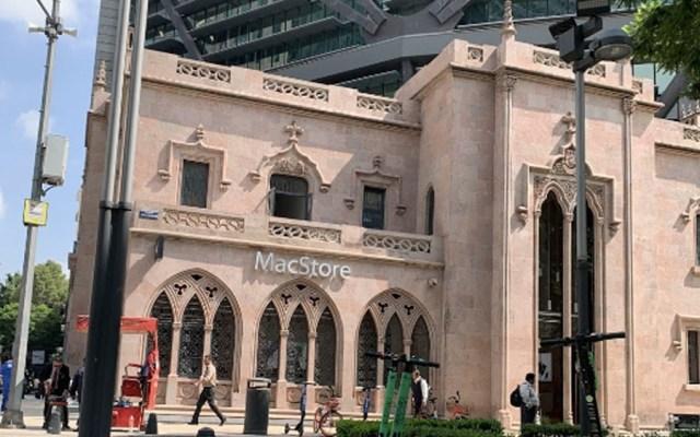 Sujetos armados asaltan MacStore de Torre Reforma; PGJ ya busca a los responsables - macstore reforma