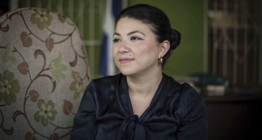 Nicaragua suspende a defensora de derechos humanos por golpear a policía. Noticias en tiempo real
