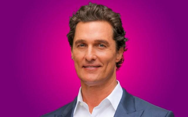 Matthew McConaughey en el Auditorio Nacional - Foro de Daily Beast