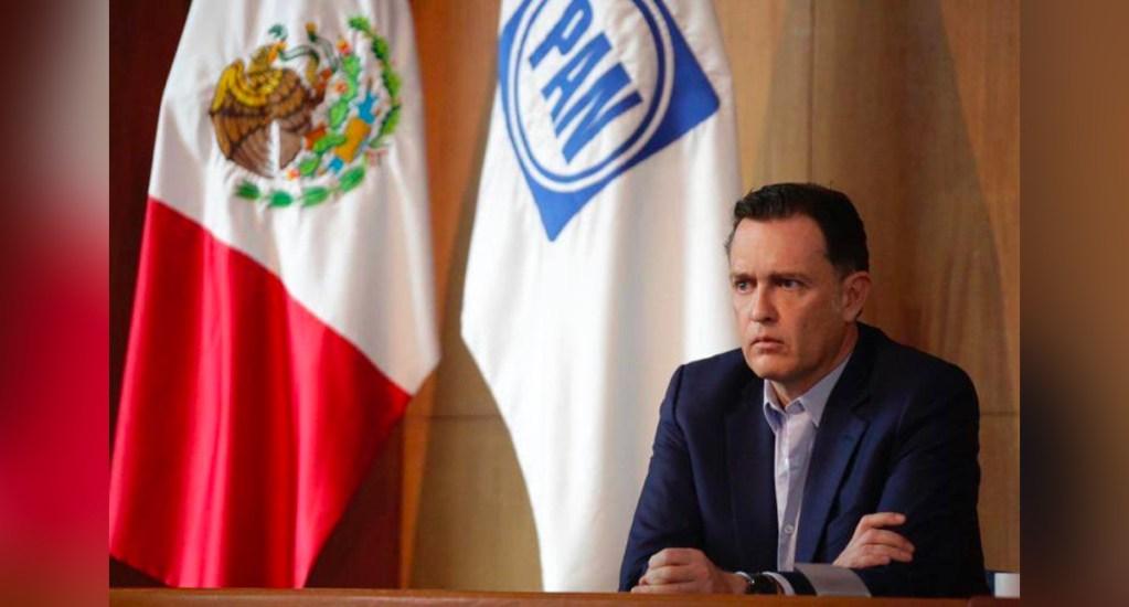 PAN votará en contra de leyes secundarias de la reforma educativa - Mauricio Kuri