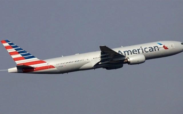Detienen a mecánico por sabotear avión de American Airlines - mecánico american airlines