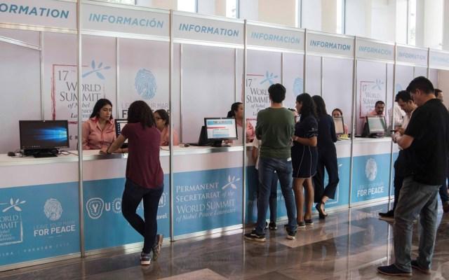 Mérida se prepara para Cumbre de Premios Nobel de la Paz - Foto de EFE