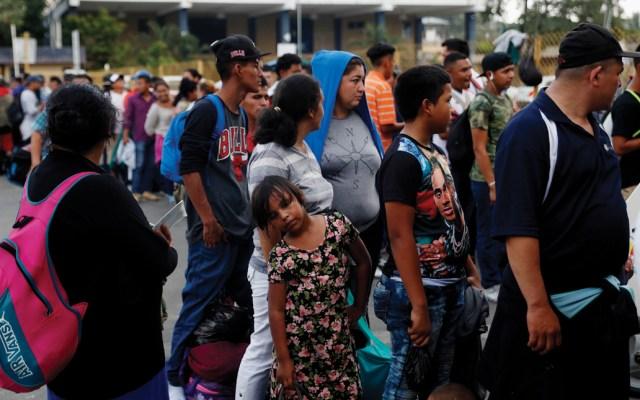 Presidente electo de Guatemala conversa en México sobre crisis migratoria - Foto de EFE