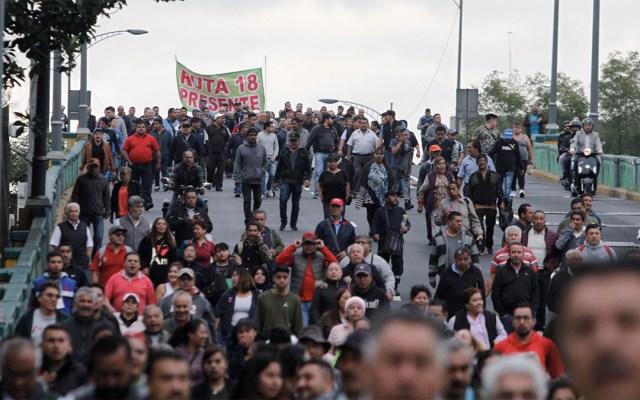 Al menos cinco movilizaciones afectarán la vialidad en Ciudad de México - movilizaciones ciudad de méxico