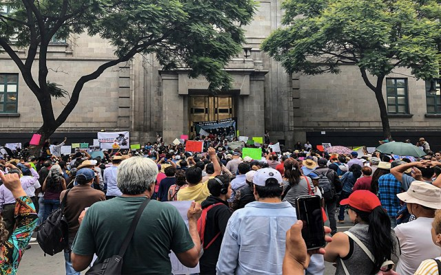 Las movilizaciones de este lunes en Ciudad de México - movilizaciones lunes ciudad de méxico