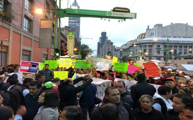 Las movilizaciones de este domingo en la Ciudad de México - movilizaciones sociales domingo ciudad de méxico