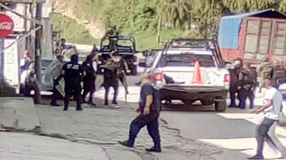 Muere elemento de Guardia Nacional tras ataque en Bochil, Chiapas - lamentan muerte de guardia nacional por enfrentamiento en bochil
