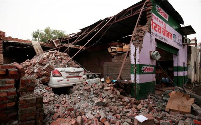 Al menos 23 muertos por explosión en fábrica de fuegos artificiales en India - 23 muertos en india por explosión en fábrica de fuegos artificiales