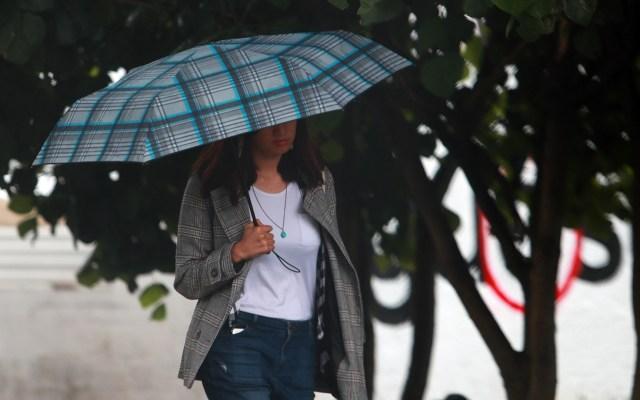 Prevén lluvias este sábado en gran parte del país - lluvias