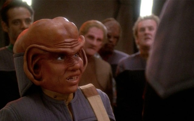 Murió Aron Eisenberg, actor de 'Star Trek' - murió el actor de star trek aron eisenberg