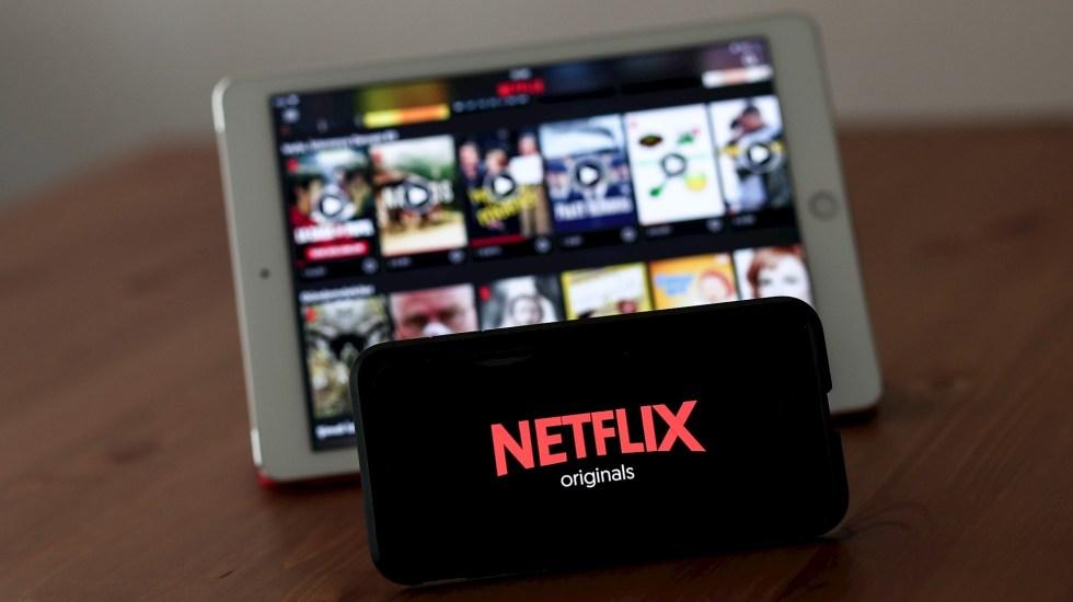 Corte de Brasil retira censura a serie de Netflix sobre Jesucristo - Netflix servicio Streaming dispositivos