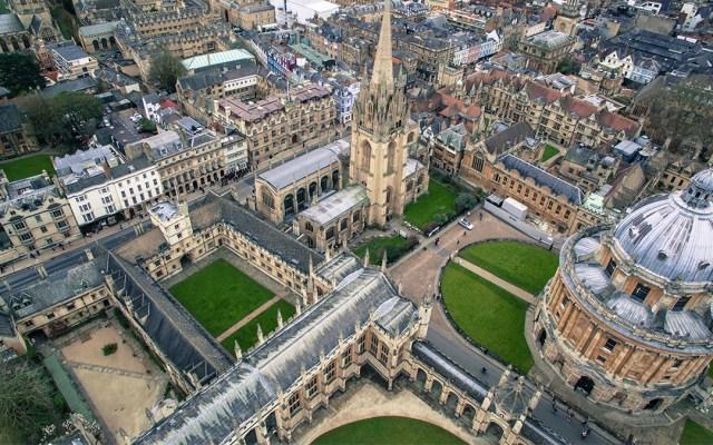 Nombran a Oxford la mejor universidad del mundo por cuarto año consecutivo - nombran a oxford la mejor universidad del mundo