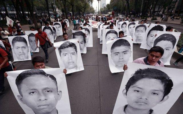 Ofrecen hasta 10 millones de pesos por información del caso Ayotzinapa - normalistas de ayotzinapa