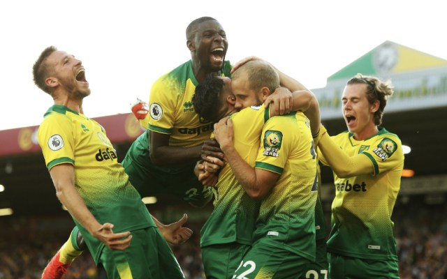 Norwich City le quita el invicto a Manchester City en Premier League - Foto de Norwich City