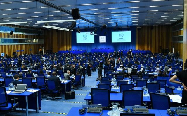México asumió presidencia de la 63 Conferencia del Organismo Internacional de Energía Atómica - Foto de OIEA