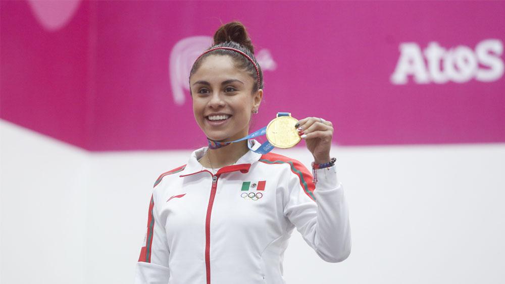 El único objetivo de Paola Longoria es alcanzar su título 100 - Paola Longoria