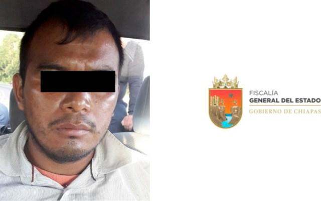 Detienen a presunto pederasta en La Trinitaria, Chiapas - pederasta chiapas