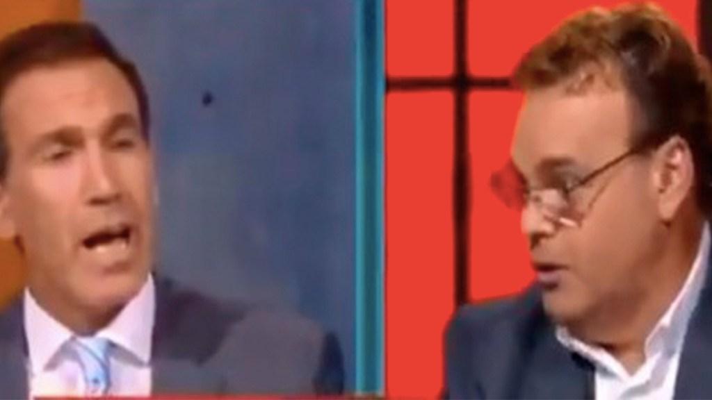 #Video David Faitelson llama ebrio a Paco Gabriel de Anda. Noticias en tiempo real