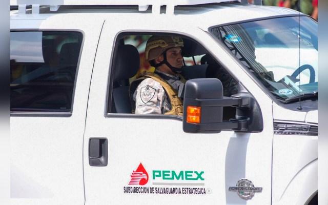 PEMEX participa en el Desfile Militar - pemex
