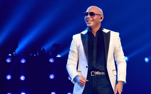 Pitbull suspende concierto en Los Ángeles por huracán Dorian - Pitbull. Foto de Instagram