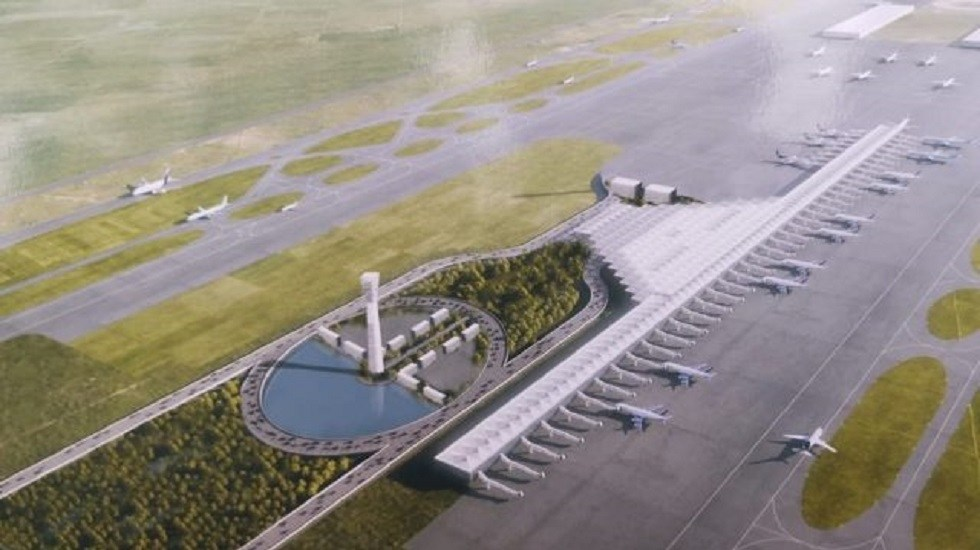 Complicado que Santa Lucía inicie operaciones en 2022: IATA - Plano del Aeropuerto Internacional de Santa Lucía. Foto de Forbes