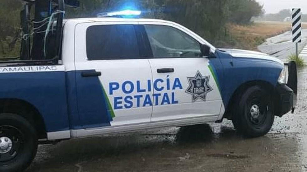 Gobierno de Tamaulipas trabajará con CNDH tras muerte de ocho en operativo - Policía Estatal Tamaulipas patrulla