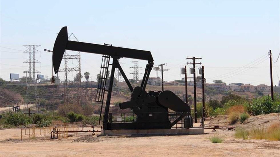 Mezcla mexicana de petróleo cae a 10.37 dólares por barril - precios del petróleo mercados internacionales aramco