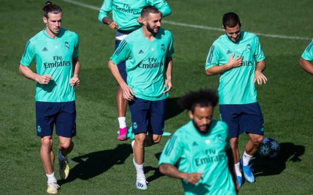 James y Bale fuera de una lista a la que regresan Marcelo e Isco - Foto de EFE