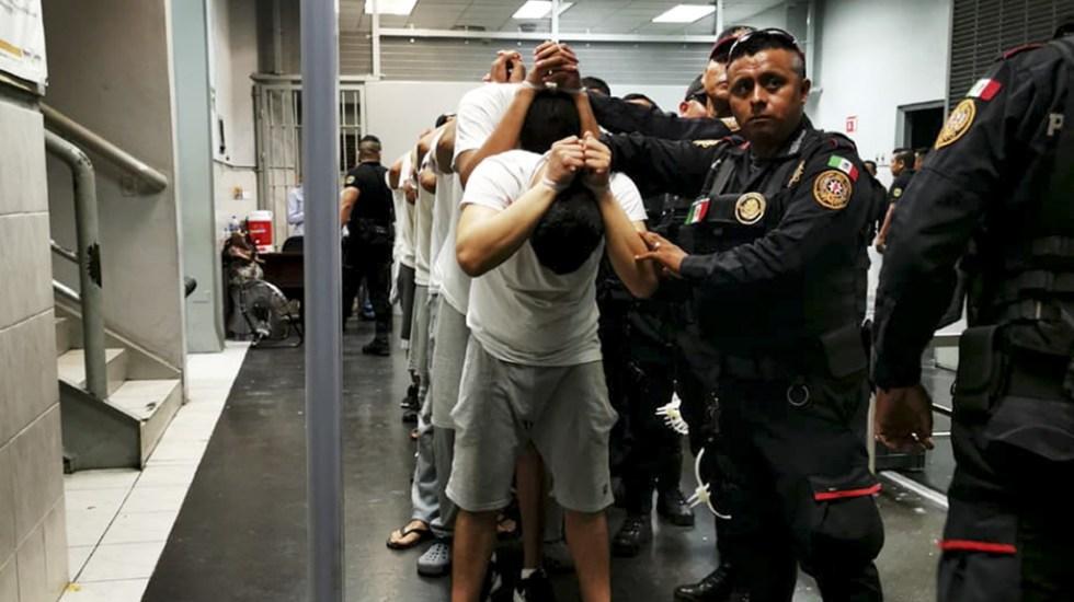 López Obrador envía Ley de Amnistía al Congreso. Contempla perdón a presos por delitos menores - Reos presos prisión cárcel traslado