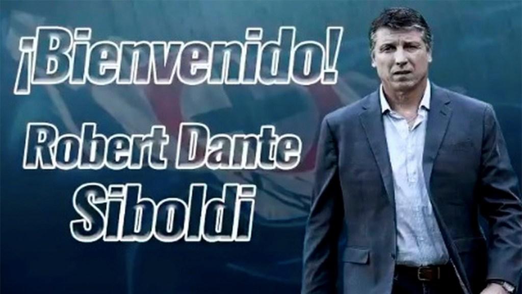 Robert Dante Siboldi es el nuevo técnico del Cruz Azul - robert dante siboldi cruz azul
