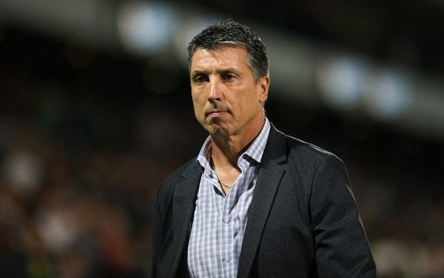 Siboldi será técnico de Cruz Azul: Víctor Garcés - En la foto: Robert Siboldi (Foto de Mexsport)