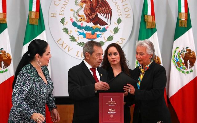 Estamos en tránsito a una pluralidad para construir el México que queremos: Sánchez Cordero - Secretaria de Gobernación Olga Sánchez Cordero México