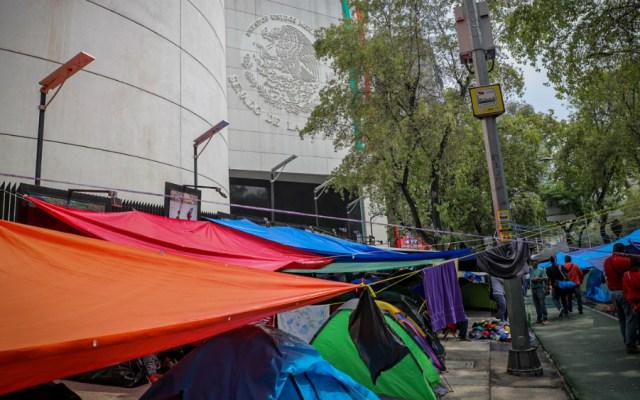 Las movilizaciones de este martes 4 de agosto en la Ciudad de México - Foto de Notimex