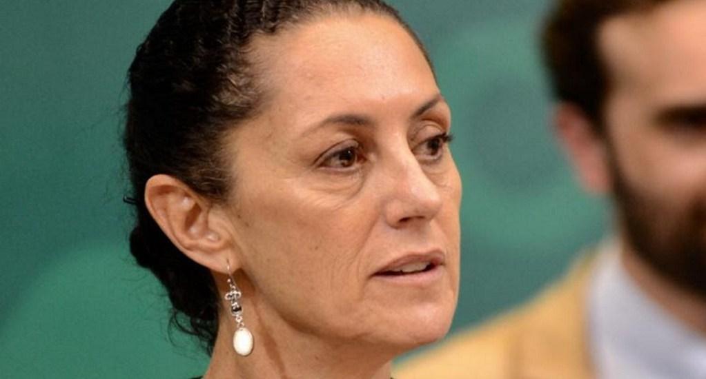 Sistema de licencias era vulnerable en gobierno de Mancera: Sheinbaum - Claudia Sheinbaum. Foto de Notimex