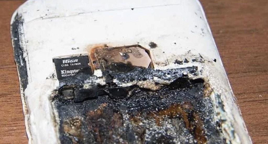 Adolescente de 14 años muere tras explotar su celular - Foto de The Sun