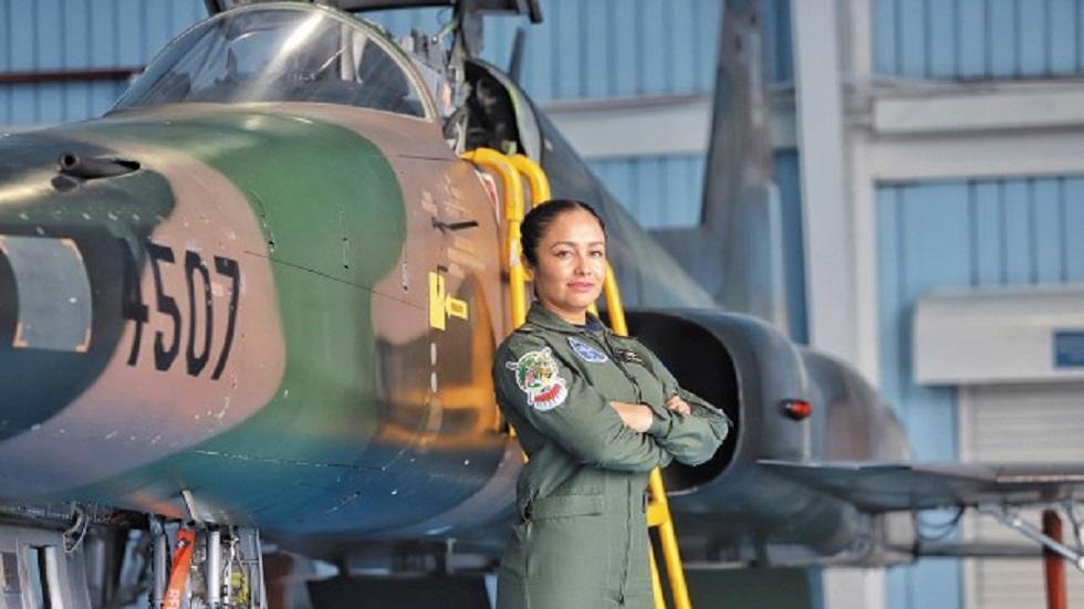 Teniente Karen Vanessa Velázquez Ruiz. Foto de El Heraldo