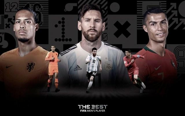 Cristiano, Messi y Van Dijk, finalistas a 'The Best' - the best cristiano messi van dijk
