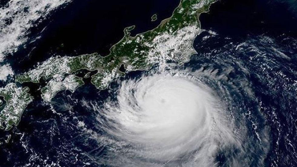 Tifón Faxai pone en alerta al centro y este de Japón- Tifón Faxai