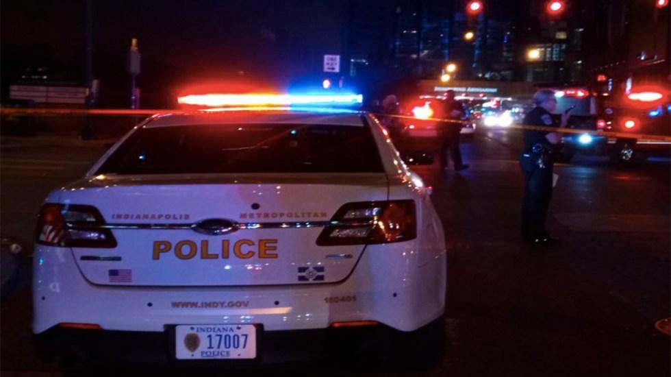 Tiroteo en Indianápolis deja al menos seis heridos - tiroteo en indianápolis heridos