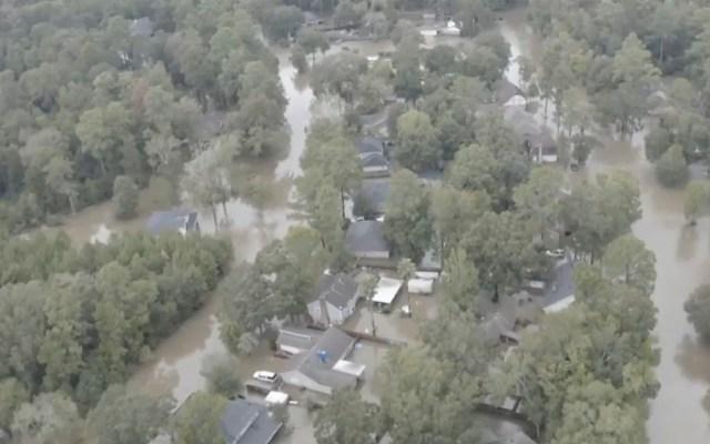 Suman cuatro muertos por tormenta tropical Imelda en Texas - tormenta tropical Imelda en Texas