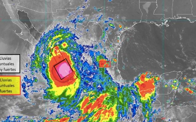 Narda podría intensificarse a tormenta tropical este lunes - Narda podría intensificarse nuevamente a tormenta tropical