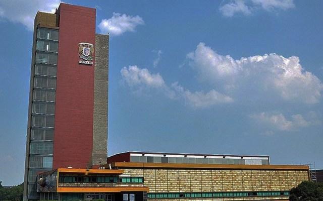 AMLO sugiere a universidades suprimir exámenes de admisión - Torre de Rectoría de la UNAM. exámenes de admisión