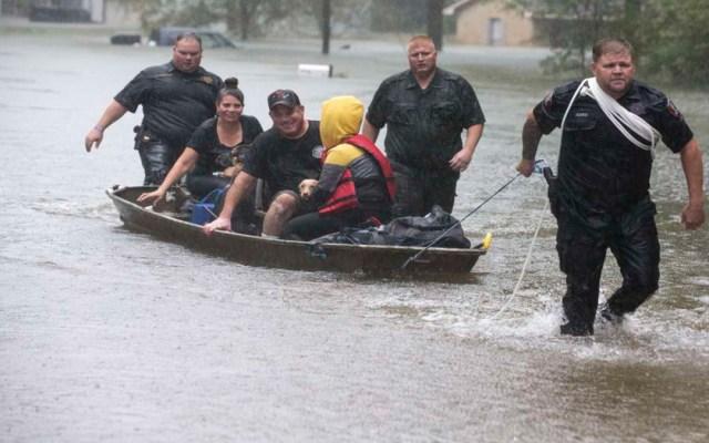 Imelda deja al menos dos muertos a su paso por Texas - Imelda dejó dos muertos y daños importantes a su paso por Texas