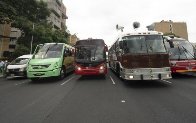 No hay aumento de tarifa en transporte capitalino, por el momento - Foto de Notimex