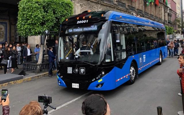 Así es el nuevo trolebús de la Ciudad de México - Trolebús Ciudad de México movilidad