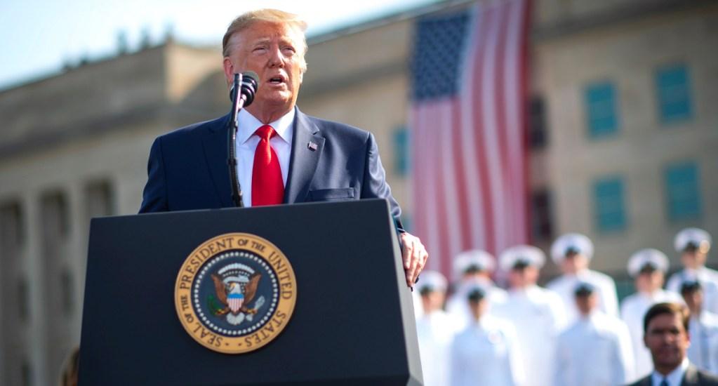 """Trump anuncia sanciones """"al mayor nivel"""" contra banco nacional de Irán. Noticias en tiempo real"""